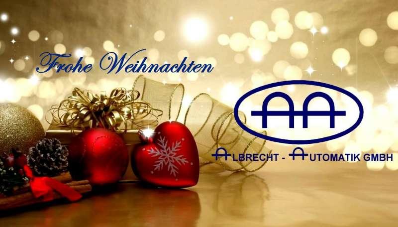 Frohe Weihnachten Und Schönes Neues Jahr.Albrecht Automatik Wünscht Frohe Weihnachten Und Ein Gutes Neues